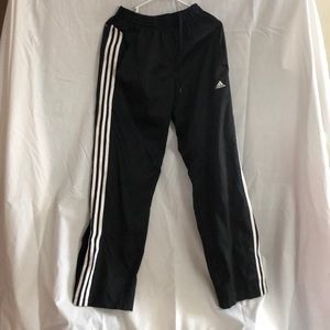 Men's Adidas warm up pants
